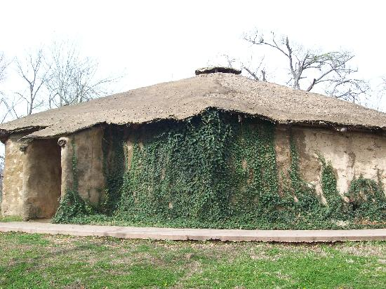 Cherokee Heritage Center: Tsa La Ghi Village 2