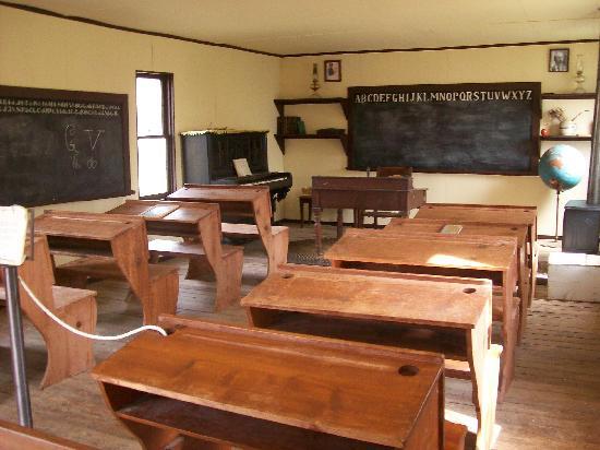 Cherokee Heritage Center: Adams Corner 2