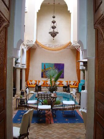 Angsana Riads Collection Morocco - Riad Lydines: toujours le riad