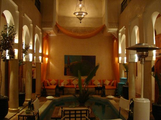 Angsana Riads Collection Morocco - Riad Lydines : riad la nuit