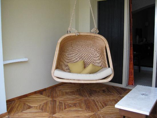 Iberostar Grand Rose Hall: Porch Swing