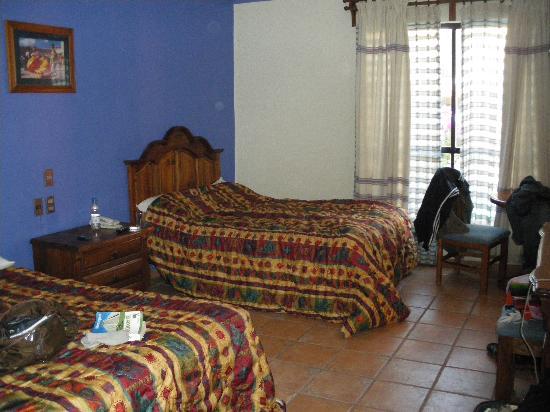 Oaxaca Dorado: chambre double