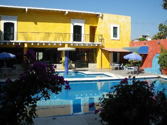 Oaxaca Dorado: piscine