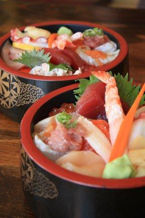Katsu!: Chirashi lunch