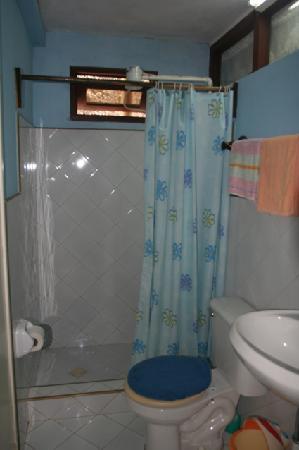 Casa Ganga: Baño