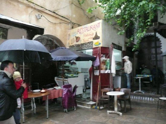 Thami's: On a corner in Fes