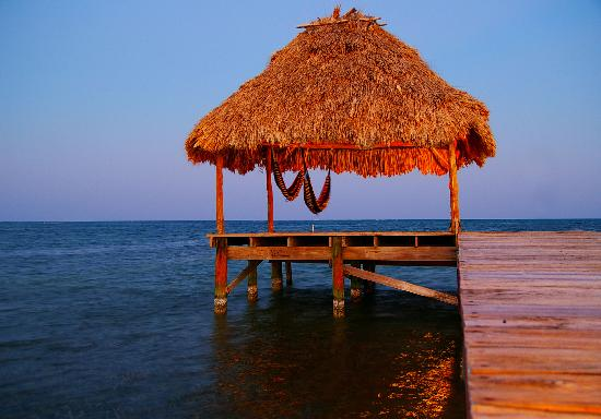 Capricorn Resort: Capricorn's dock