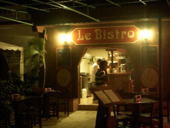 Le Bistro : En soirée