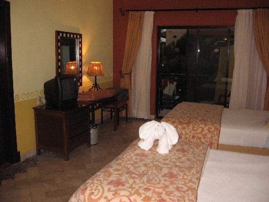 Occidental Cozumel: Standard Room