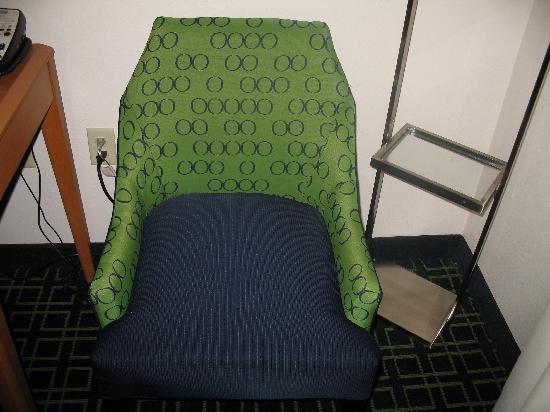 Fairfield Inn & Suites Memphis Olive Branch: Modern guest chair