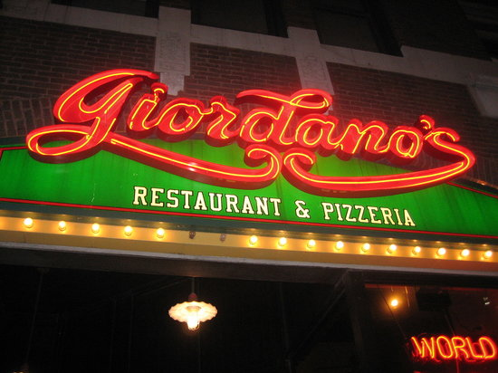 Giordano S Chicago 730 N Rush St Near North Side