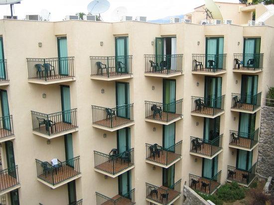 Kiryat Shmona, Israel: Edificio
