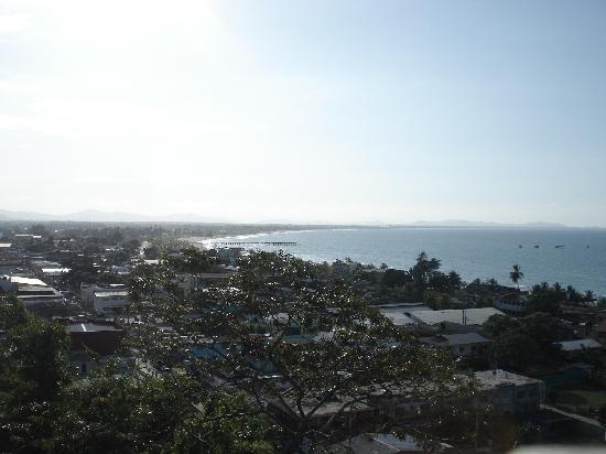 Maya Vista Hotel : Vue 360 du toit