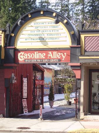 Cafe Planet Java 50s: Gasoline Alley