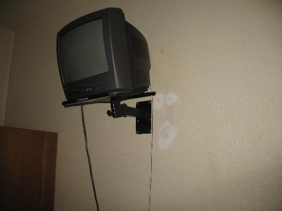 Neuf Hôtel Myrha : télévision