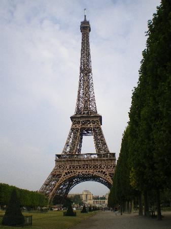 Eiffel Rive Gauche: torre eiffel
