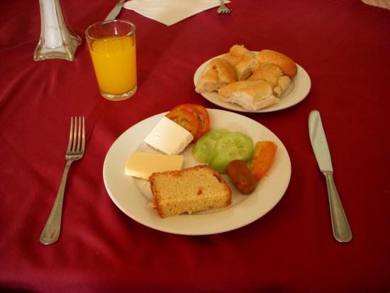 Taiz, Iêmen: Breakfast