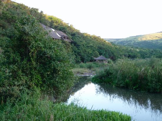 Protea Simunye Zulu Lodge : Simunye lodge and bar