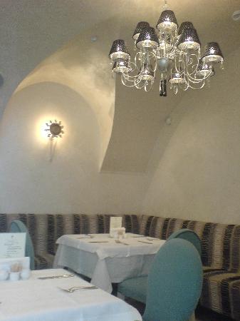Boutique Hotel Vozdvyzhensky: Brekfats restaurant