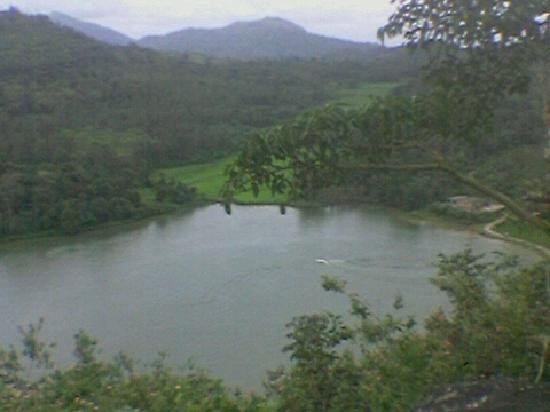 Somvarpet, India: Honnamana Kere, 6kms from Somwarpet