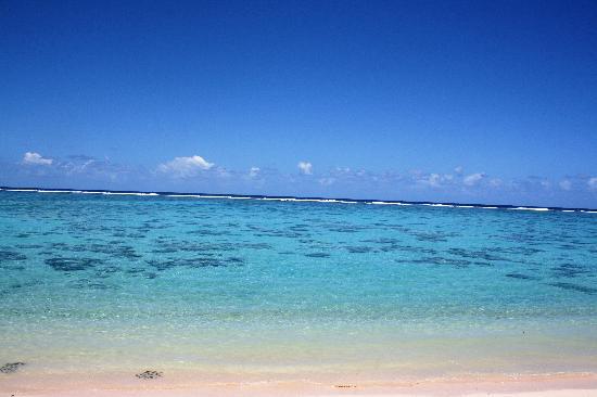 Main Islander On The Beach Holiday Properties: beautiful sea