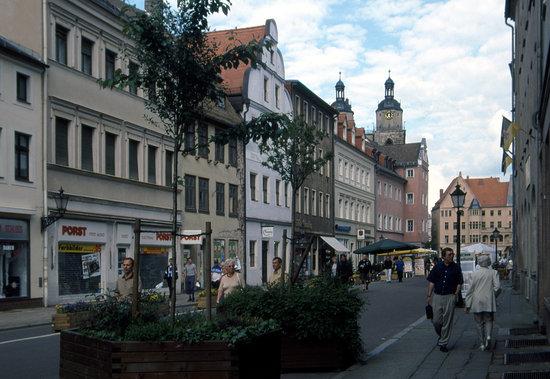 Βίτενμπεργκ, Γερμανία: Wittenberg