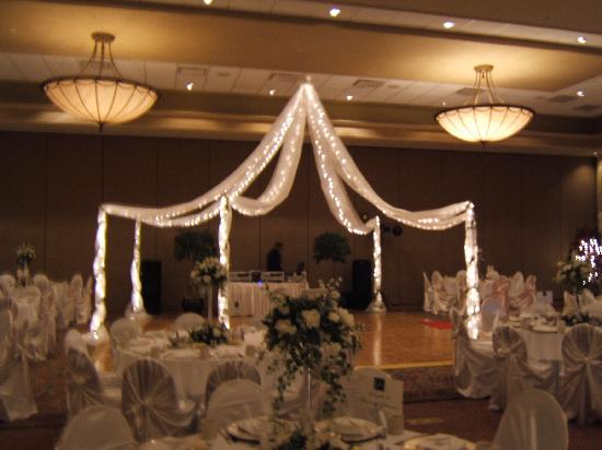 Awesome Hilton Garden Inn Suffolk Riverfront: Wedding Reception