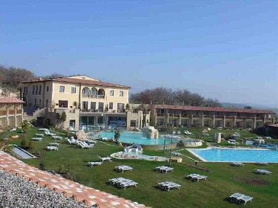 Hotel Adler Thermae Spa & Relax Resort: Outdoor