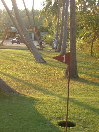 Samui Football Golf Club : buca 1