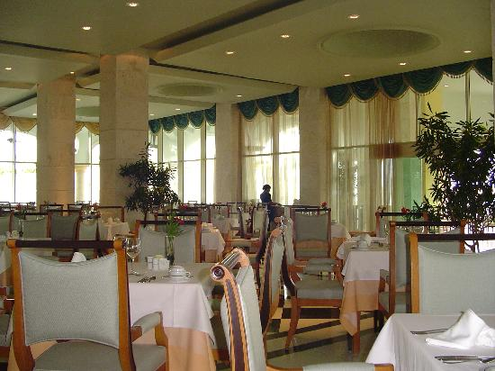 Iberostar Grand Bavaro: Le restaurant buffet