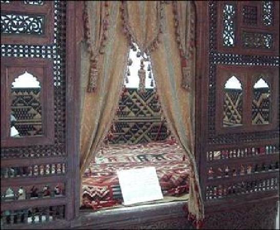 Chambre coucher traditionelle photo de musee dar for Chambre a coucher sfax
