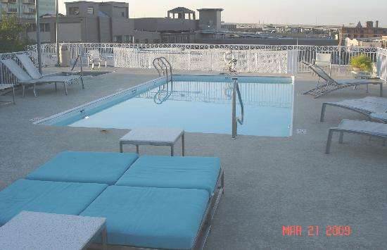 Pool Area Picture of Renaissance New Orleans Arts Warehouse