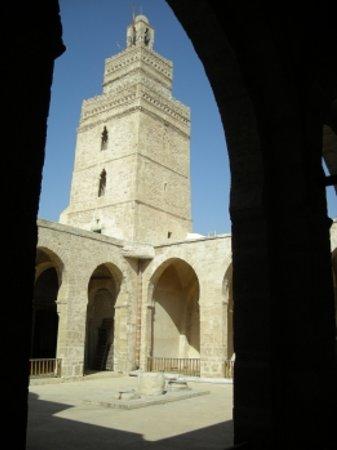 Grande Mosquee : Minaret