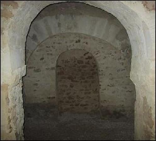 souterrains de la kasbah