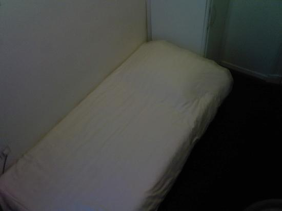 Hotel Sebel: small signle bed
