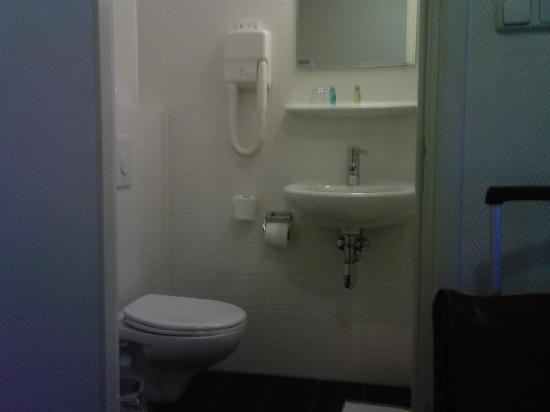 Hotel Sebel: Bathroom