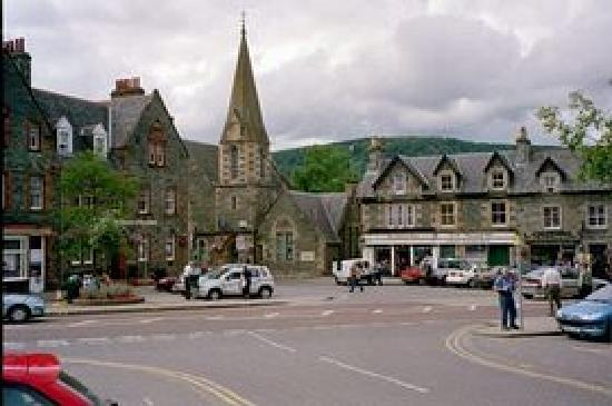 Culdares Bed and Breakfast: Town Centre