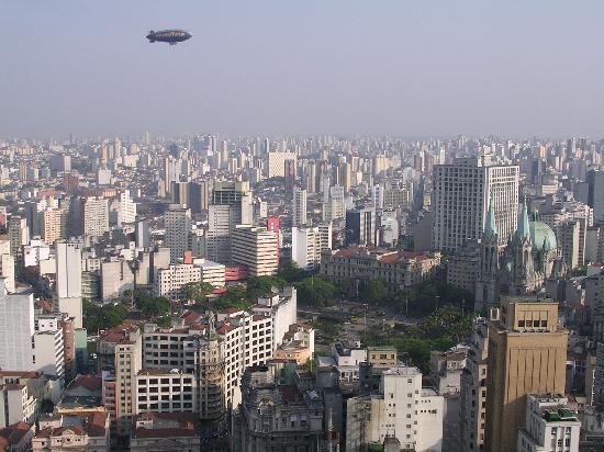 Farol Santander: 展望台からの眺め