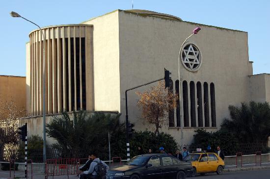 Bab Bhar: synagugue