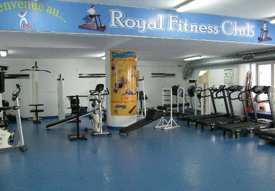 Marhaba Royal Salem: Salle de conditionnement physique