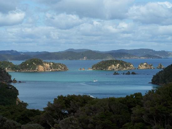 Centabay Lodge: Bay of Islands (from boat tour)