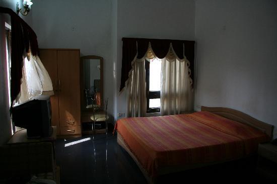 Gateway Retreat Sanchi: 部屋の風景