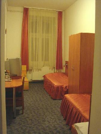 เซ็นทรอล กรีน โฮเต็ล: 部屋の写真です