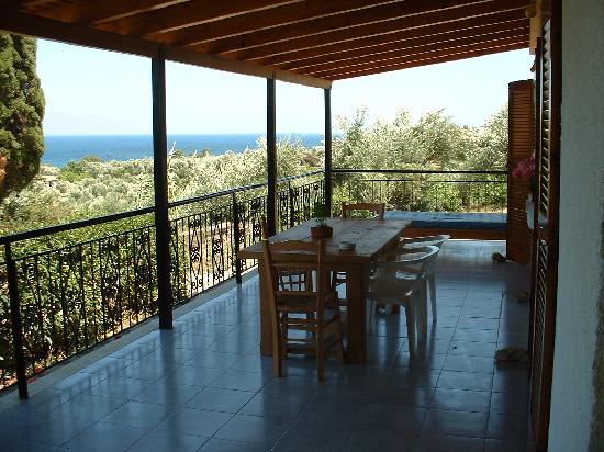 Messenia Region, Grecia: Methoni Veranda