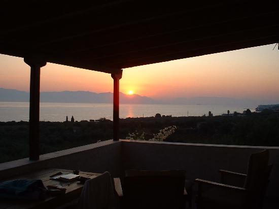 Messenia Region, Grecia: Messinia Sunrise