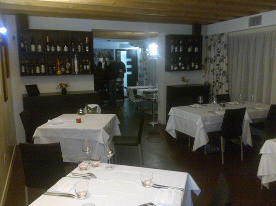 Dolo, İtalya: foto 2 interno ristorante