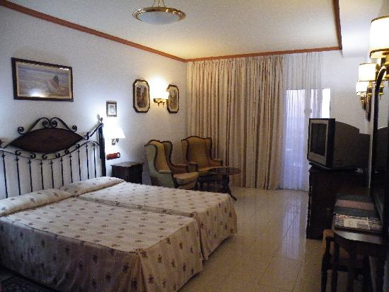 San Agustin Beach Club: Bedroom