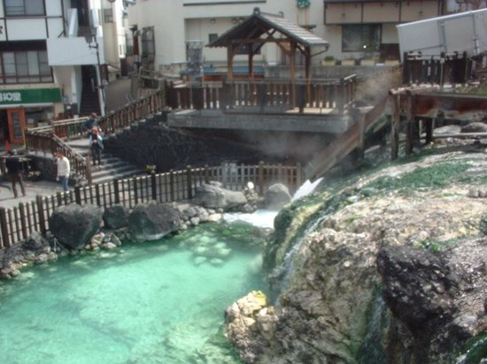 Kusatsu-machi Restaurants