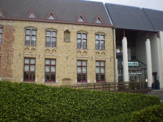 Ibis Brugge Centrum: front of hotel