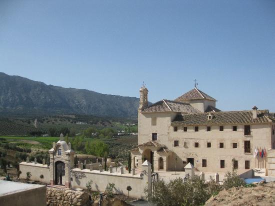Hotel Convento de la Magdalena: La Magdalena